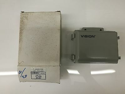 VISION VT-420 - 4 way 20dB Digital Tap - Brand new in box