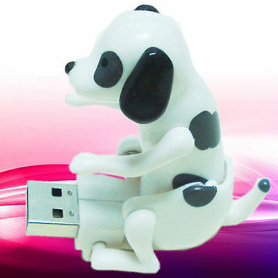 1pc Cute Pet USB Humping Spot Dog Toy Christmas Valentines Lover Funny Gift