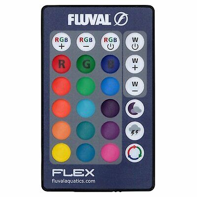 Fluval Flex LED Remote Control Replacement/Spare A14761 Aquarium Fish Tank