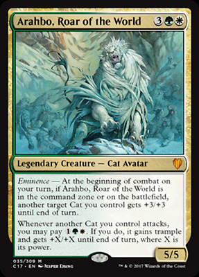 MTG Commander 2017 C17 Choose your Mythic card - In stock