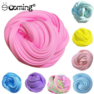 Fluffy Floam Slime Scented Tub Stress Relief No Borax Kids Toy Sludge Toy Gift