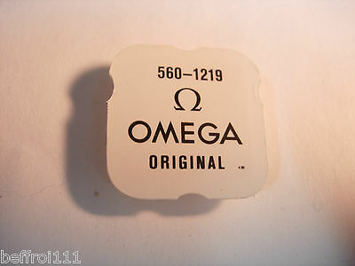 piéce parts Omega 560-1219 560 1219 chaussée montre Omega watch swiss 7