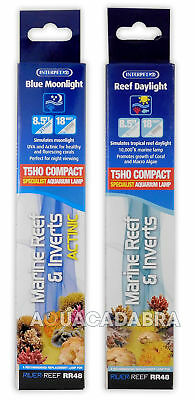 Interpet T5 Compact 18w light Bulb Lamp Replacements Aquarium Fish Tank