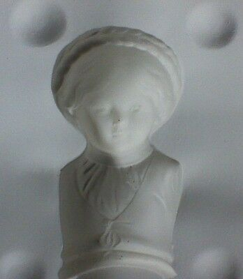 Heidi Small Half Doll Mold with Arms & Legs Sterling Mold Company S321 2 Pieces