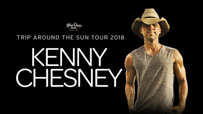 Kenny chesney coupon code 2018