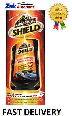 Armorall Shield Wax 500ml Even Better Than Wax For Cars,Boats,Bikes *NEW*
