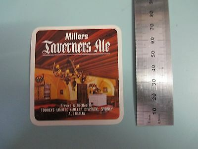 Millers Taverners Ale Beer Label