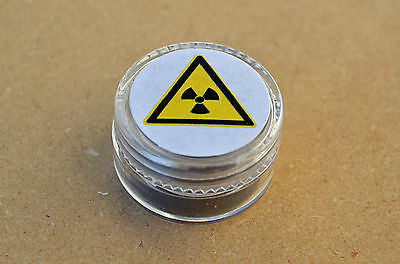 """NEW """" Lead Pig """" Container for radioactive Materials"""