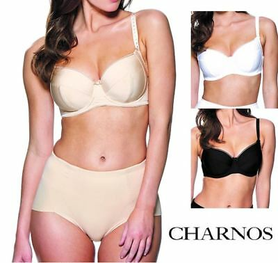 f9ac8372fe9ce CHARNOS SUPERFIT EVERYDAY Full Cup Bra 20609 Black, Brulee or White ...