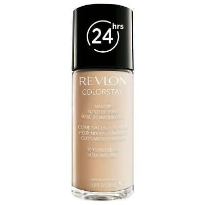REVLON COLORSTAY Foundation for Combination/Oily Skin SPF 20 *choose shade*