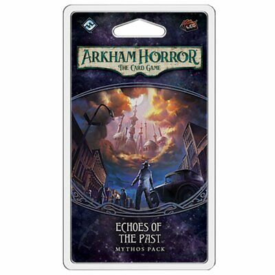 Arkham Horror LCG Echoes of the Past Expansion Pack Board Game