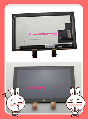 LCD Screen Digitizer +Touch Glass Part for  Microsoft Surface Pro 2 1601 zhang8