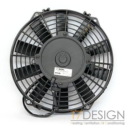 "VA07-AP8/C-58A - 602 cfm - SPAL Electric Radiator Fan - 9.0"" (225mm) PULL"
