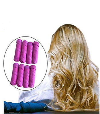 Sleep Hair Rollers Styler,Night Time Hair Curlers for Long Hair or Curly Hair