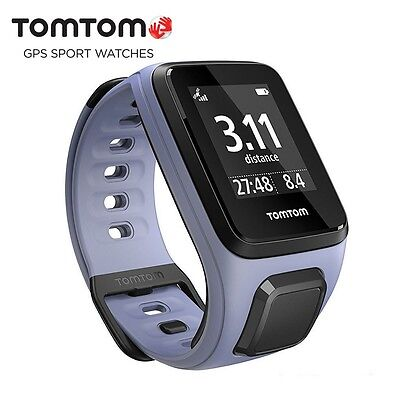 TomTom Spark GPS Multi-Sport Fitness Activity Watch with Music Storage - Small