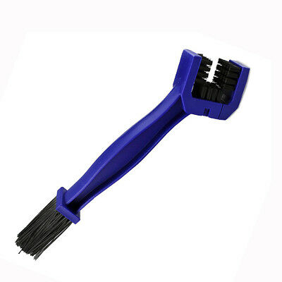360 degree bristle cleaning brush cleaner for motorcycle bicycle bike chain tool