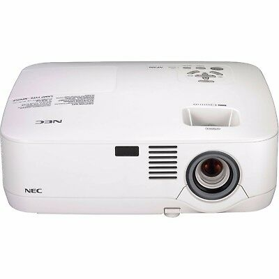 nec np300 home cinema projector 2200 lumens new lamp 4000 hours hdmi