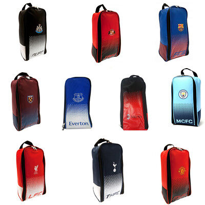 Football Club Back To School Adult Child Fade Boot Bag