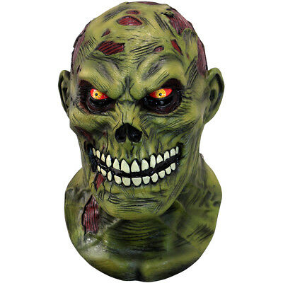 Adult Zombo Latex Zombie Costume Mask