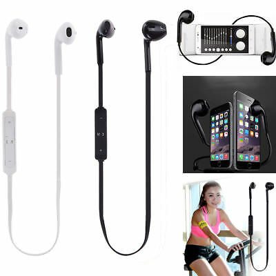 Wireless Bluetooth Headphone Audio Earphones Sport Headset for iPhone Samsung LG