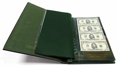 World Reserve Monetary Exchange Book of $5 Bills Uncut Sheet of 4 x 8 Sheets
