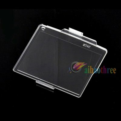 BM-11 LCD Monitor Cover Screen Protector Skin For Nikon D7000 Camera【AU】