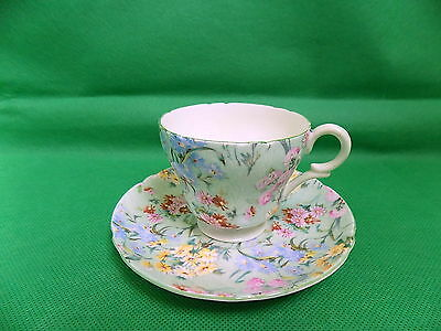 Shelley Melody Coffee Cup & Saucer