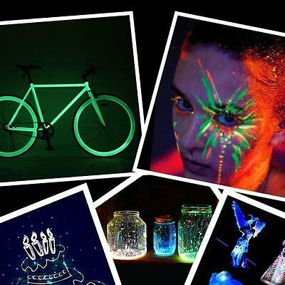 11 Colors Luminous Paint Face Body DIY Cosplay Halloween Painting Art Makeup