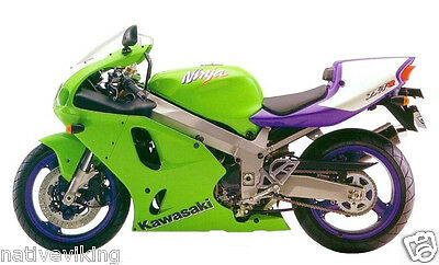 Bagster TANK COVER kawasaki ZX-7R 1996-2003 Baglux PROTECTOR in STOCK new 1320A