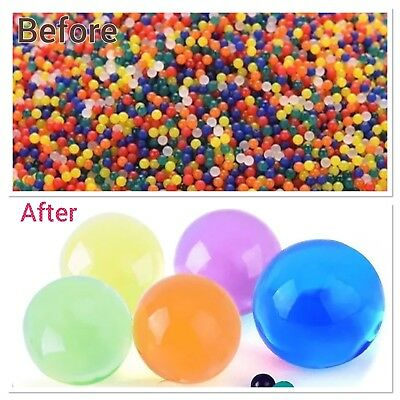 30000 Beads For ORBEEZ Water Crystal Balls Water Jelly Babies Magic Balls Spa