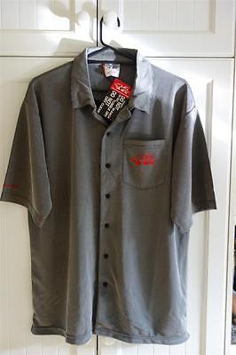 Hrt Holden Race Team Pit Crew Travellers Shirt,2003,v8 Supercars,xl,fine Check