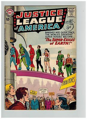 Justice League of America (1960) #  19 (4.0-VG) (196758)