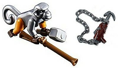 LEGO® Ninjago™ Monkey Wretch with Grappling Hook (70602)