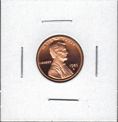 1985-S Choice Proof Lincoln Cent
