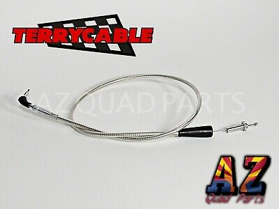/'87-06 Yamaha Banshee Terrycable Steel Braided After Market Clutch Cable Terry