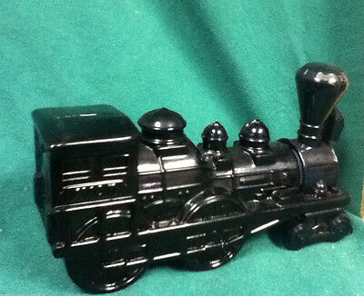 Train locomotive Tai Winds Avon cologne after shave bottle bottles 1 WO4
