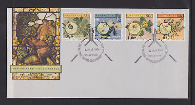 Australia 1986 : New Holland - Cooks Voyage First Day Cover. Like New