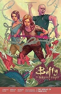 NEW Buffy Season 11 Volume 1: The Spread Of Their Evil by... BOOK (Paperback)