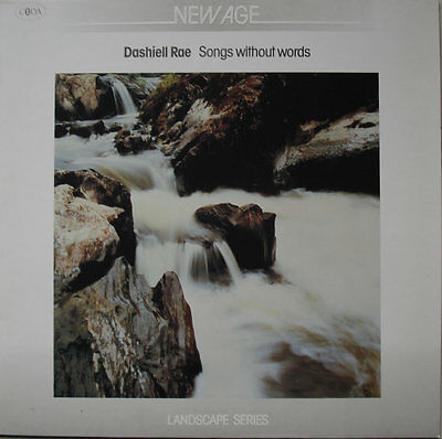 Dashiell Rae. Songs without words - Vinyl LP