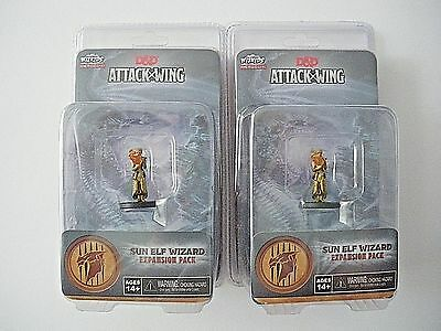 Dungeons and Dragons Attack Wing EXPANSION: SUN ELF WIZARD : 2X PACK