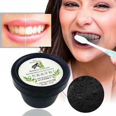 Activated carbon teeth whitening, bamboo charcoal powders, white teeth oral care