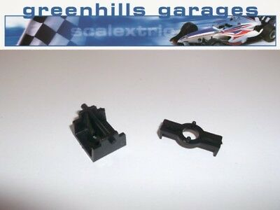 Greenhills Scalextric E111 Engine Mounting Clips Front/Rear Used - P3244