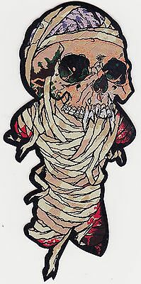 """Metallica Limited edition """"ONE """" shaped woven patch / aufnaher"""
