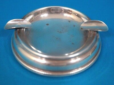 Plata 925 Sterling Silver Mouse ears Ashtray Mouse Industria Argentina