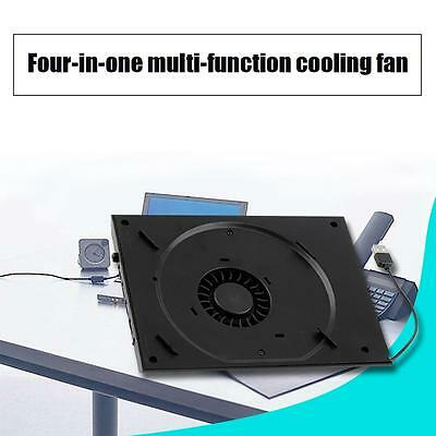 New 4-in 1 Multifunction Cooling fan seat  Charging Dock Station for Xbox one AM