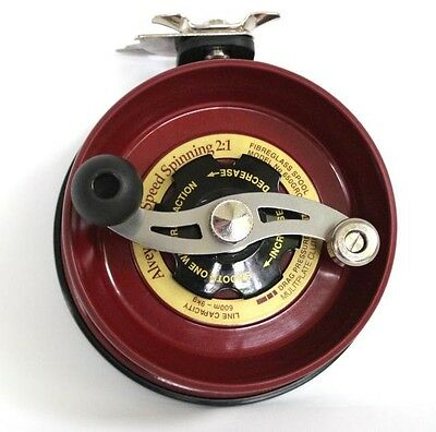 Alvey 6500 grbc  2:1 ratio geared reel  order only