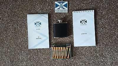 Turnberry Golf Club collectors lot. THE OPEN