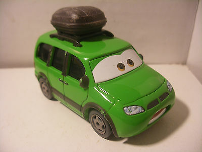Mattel Disney Pixar Voiture CARS 2 Die Cast Metal 1/55 VAN SAN