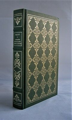 Faust by Johann Wolfgang Von Goethe (Franklin Library, 1981)