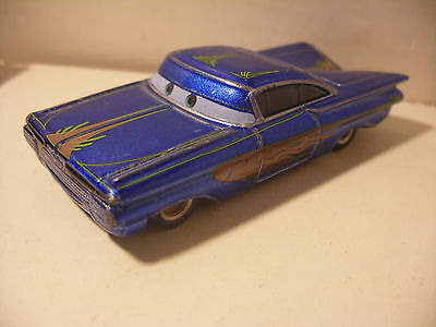 Mattel Disney Pixar Voiture CARS 2 Die Cast Metal 1/55 RAMONE GHOSTLIGHT